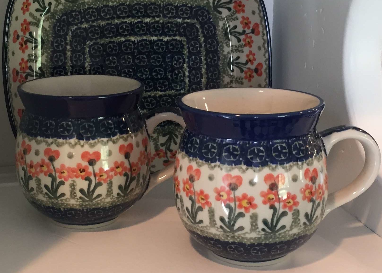 Polish Pottery Antiques & Collectables