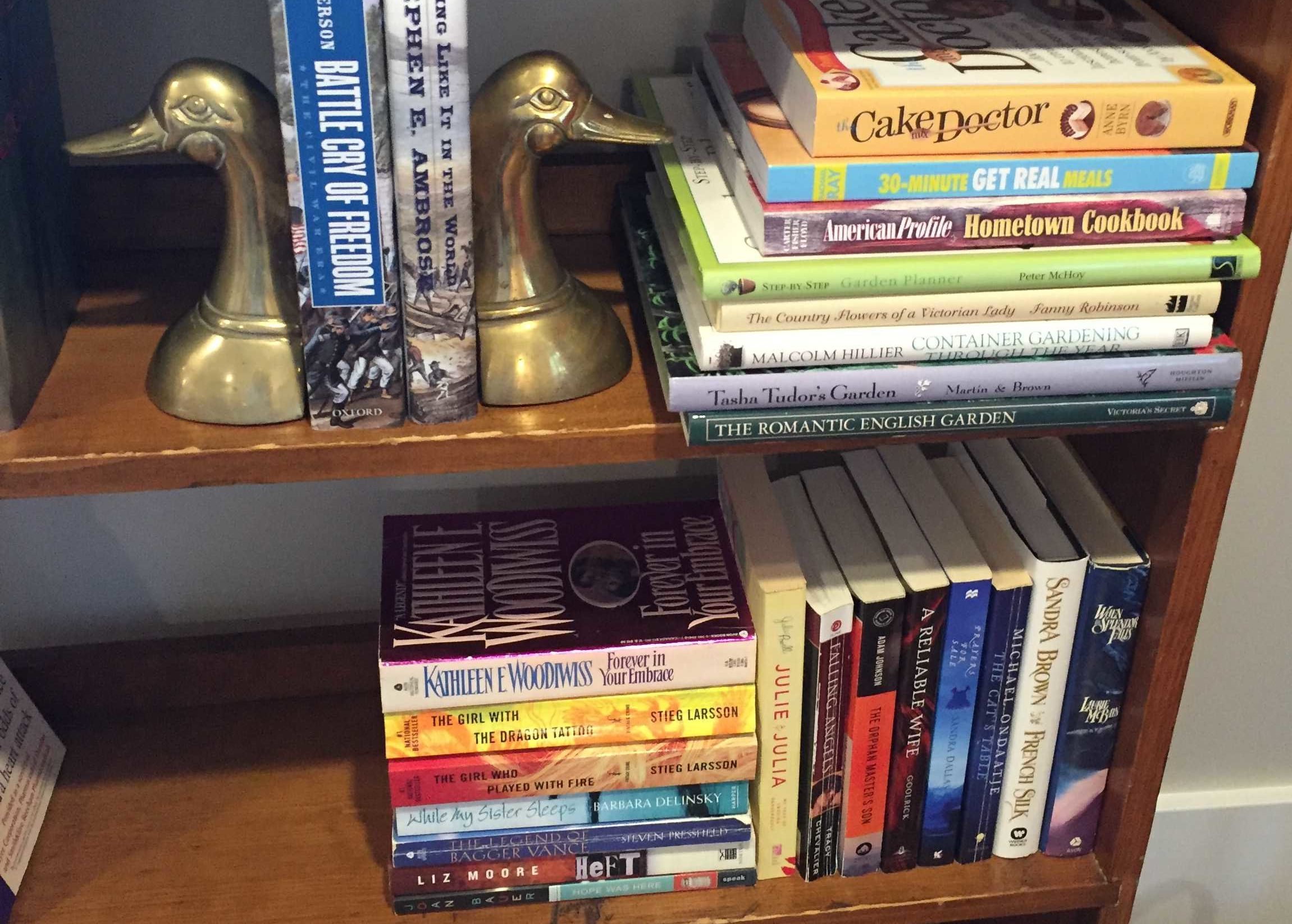 Used Books & Gift Shop