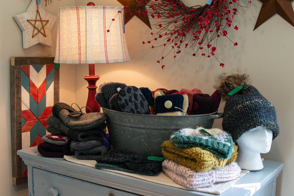 Antique Gift Shop Things to Do in Wisconsin Knits