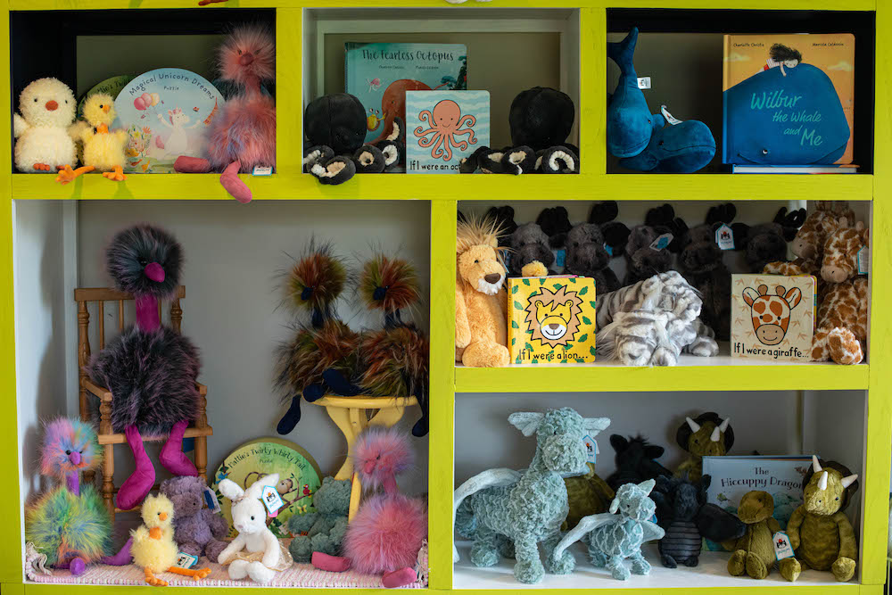 Antique Stores Gifts and Collectables Jellycat B