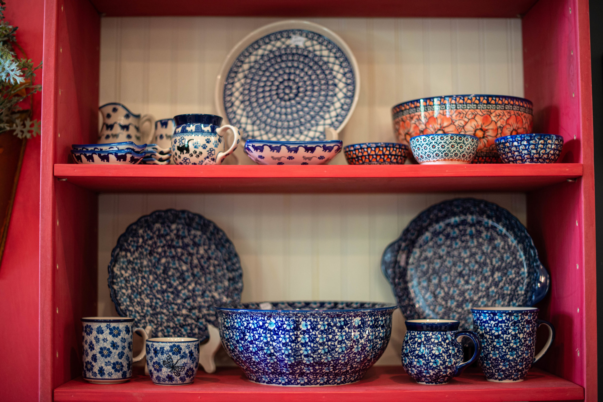 Antique Stores Reclaimed Vintage Polish Pottery A 1